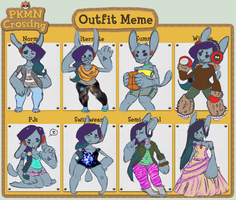 091211 Outfit meme-KRISHNA by aimno