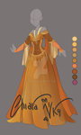 :: Adoptable Bronze Outfit: AUCTION CLOSED :: by VioletKy