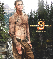 The Hunger Games: Gale by WolvyDesigns