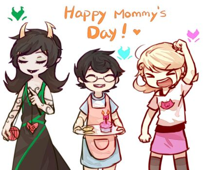 happy mommys  Day! by minjing
