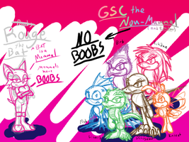 GSC Is Mad Again by TopazMutiny