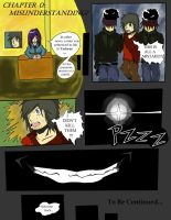Nightmare Asylum: Chapter 0, Page 1 (Pilot) by ZeroProxy