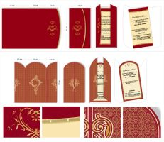 Invitations by astraemi