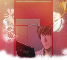 Death Note BG by SteffiSyndrom