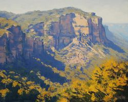 The-Landslide-katoomba by artsaus