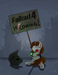 Fallout 4 is STILL coming ! by TheOmegaRidley