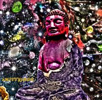 Lucky Cosmic Buddha Of Blessings by SmittyJade1