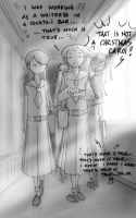 A Christmas Carol? by inisipis