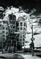 Dancing house by 2ga