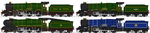 GWR 60XX King Class by omega-steam