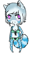 Shy chibi anthro Offer to Adopt :OPEN: by Angrykarkat25