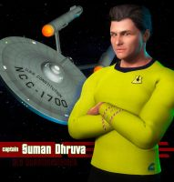Dhruva by RobCaswell