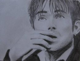 Damon Albarn by rockswood