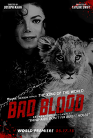 Bad Blood  Michael Jackson Album Cover by BayanAwassy