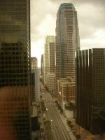 Downtown L.A. by Nikelife98