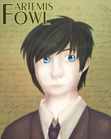 Artemis Fowl by Gamchawizzy