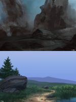 5/1/14 mayscapes by FelFortune