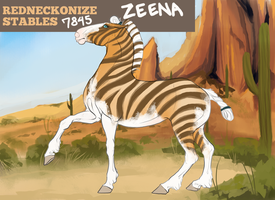 7845 RNE Zeena by TintedGreen