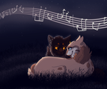 Art Trade - Night Songs by Pedropoliss