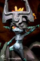 Midna Papercraft (Tutorial) by studioofmm