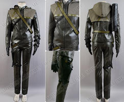 Oliver Queen Green Arrow Man costume by moviescostume