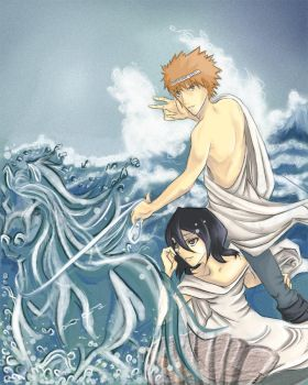 Bleach - Stormbringers by Neptune47