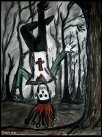 The Hanged Man by Dandy-Jon