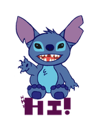 stitch by AndujarA