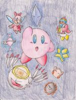 Kirby 64 by DarkGalacta