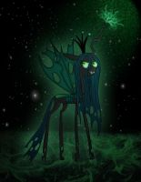 Queen Chrysalis by ScorpionsKissx