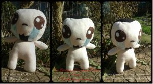 The Binding of Lyones Plushie (Commission) by SpinaOscura