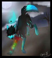 Kangee .:Ready For Halloween:. #2 by ProtoSykeLegacy