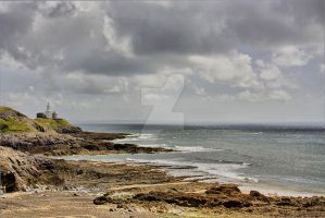 Mumbles Lighthouse by welshbeck