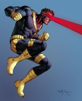 Cyclops Colouring by CMGfx