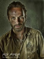 The Walking Dead: Rick: Anisotropic Filter Re-Edit by nerdboy69