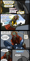 Misadventures of the Scavengers pg 3 by TheCiemgeCorner