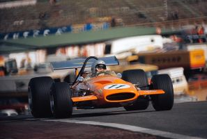 Bruce McLaren (Spain 1970) by F1-history