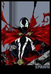 Spawn Vector Fanart by smashmethod