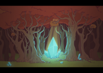 Crystal Forest by HollywoodVoodoo