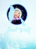 Bad Wolf by TheStupidApe