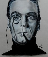 Jeremy Irons by whoisangie