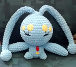 Manaphy amigurumi (with pattern!) by Jhonie