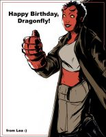 Hellgirl for DF by LMJWorks