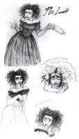 Mrs. Lovett by AlexandriaMonik