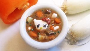 Halloween Hello Kitty Stew by NerdEcrafter