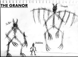 THE GRANOR by Supermeip