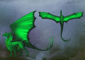 Flying Dragon 3# (adopt auction) CLOSED by TaimaTala