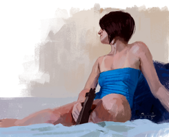 Photo Study - Desert Eagle by giorgiobaroni