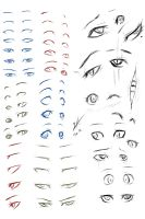 Eye Tutorial by JustoKazu