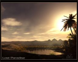 Lost Paradise by BeyondYourDreams